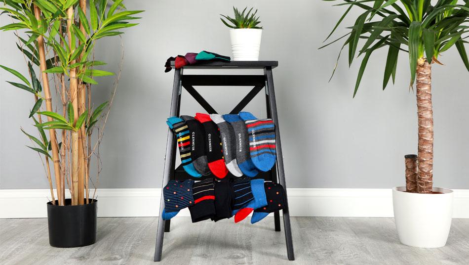 Glenmuir Bamboo Socks