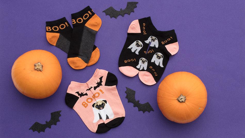 WildFeet Halloween Socks