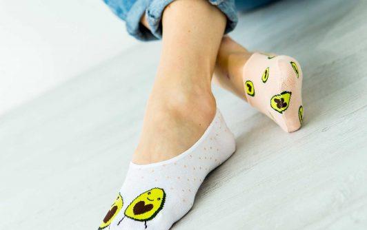WildFeet Ladies' Socks