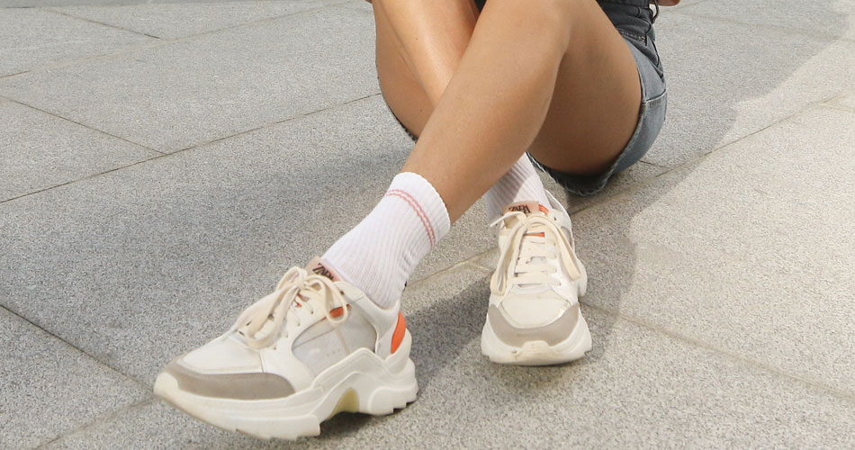 TORE ladies' sports socks
